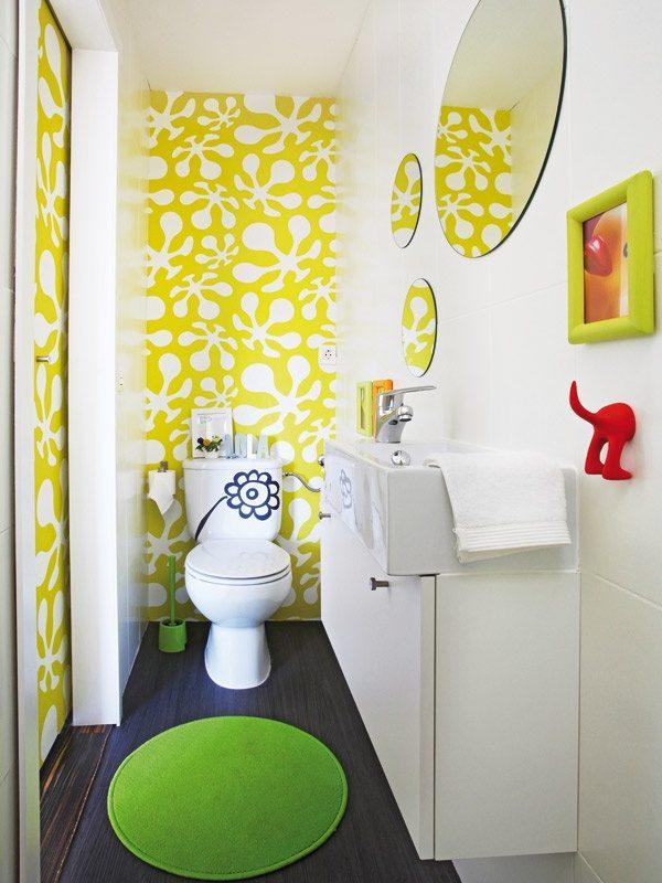 Hermosas ideas para decorar el cuarto de baño de los niños ...