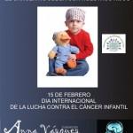 15 de febrero – Día Mundial de Lucha contra el Cáncer Infantil – Imágenes para compartir