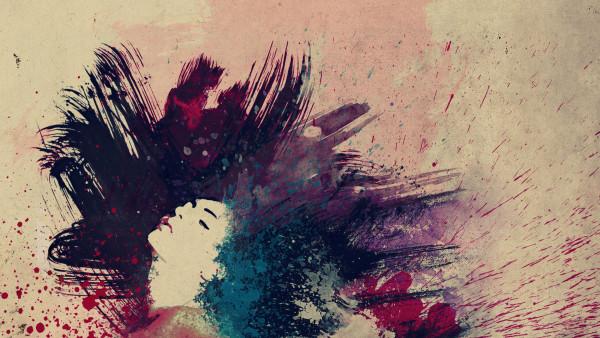 mujerwallCara-de-mujer-y-cabello-abstracto-258526