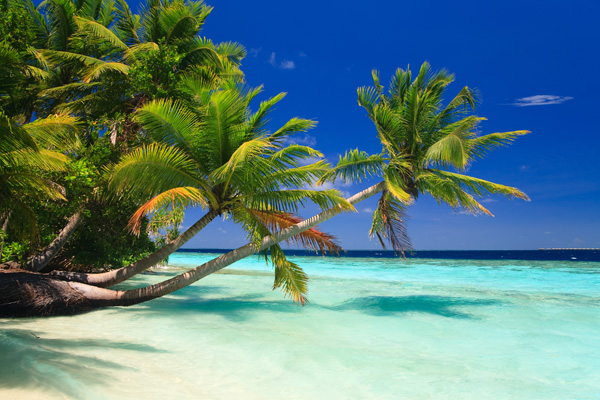 Increíbles imágenes de playas en el Caribe Colombiano para
