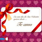 Tarjetas postales para regalar este Día de San Valentín
