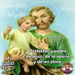 Imágenes, estampas y oraciones para compartir el Día de San José – Patrono de la Iglesia Universal