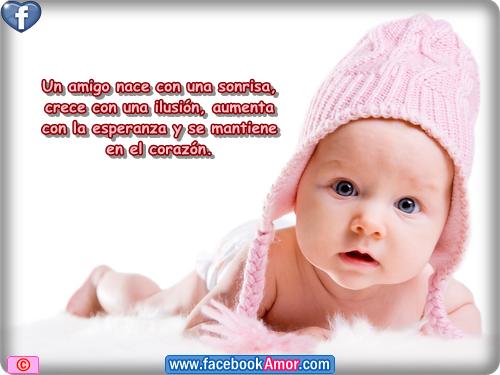 Im genes hermosas de tiernos beb s con frases de amor de - Cunas bonitas para bebes ...