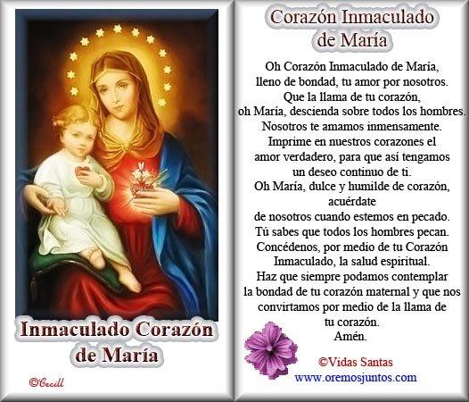 cristianasoracioninmaculada