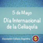 Día Internacional de la Celiaquía – Imágenes para compartir en redes sociales