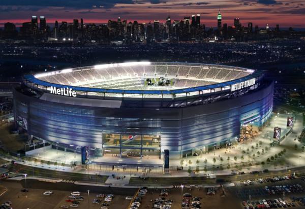 copaamericaestadioEl MetLife Stadium, de Nueva York.