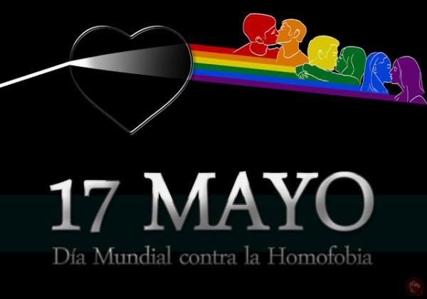 """Día Internacional contra la Homofobia: """"La Homosexualidad"""