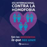 """Día Internacional contra la Homofobia: """"La Homosexualidad no es una enfermedad, la homofobia sí"""""""