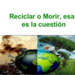 """Día Internacional del Reciclaje: """" Reciclar es vida"""" – Imágenes para compartir"""