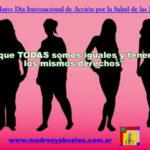 Imágenes para descargar y compartir del Día Internacional de Acción por la Salud de las Mujeres