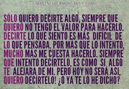 DecirTeQuiero9
