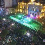 40 Imágenes espectaculares de los festejos patrios por el Bicentenario de la Independencia Argentina