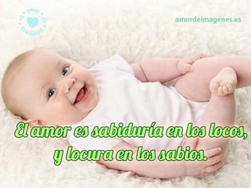 Imagenes De Bebes Con Frases De Amor: Imágenes Hermosas De Bebes Con Lindos Mensajes Para