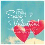 Imágenes lindas con bellas palabras para celebrar San Valentín