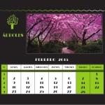 Calendarios 2015 para imprimir y descargar
