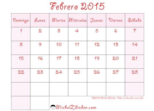 calendario-febrero-2015-rosa-d