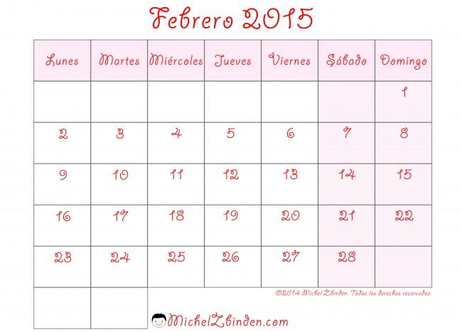 calendario-febrero-2015-rosa-l