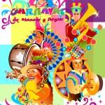 Festejos de Carnaval en Ecuador