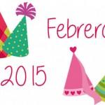 Calendarios de febrero para enamorados