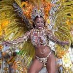 Carnaval en Gualeguaychu, Argentina