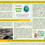 Imagenes y tarjetas para apoyar la Justicia Social