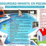Seguridad infantil en las piletas: Infografía
