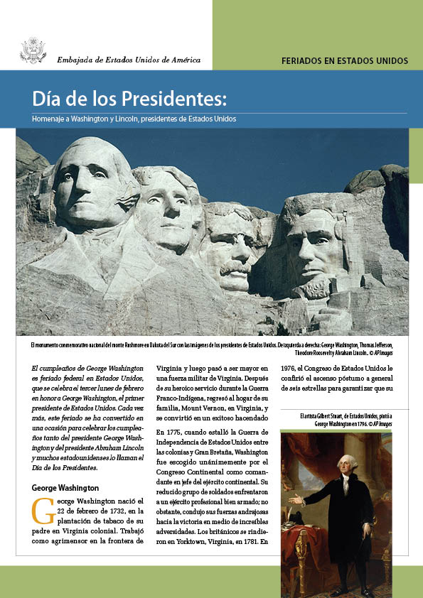 P_US_Holidays_Presidents__Day_Spanish_cover