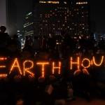 Quienes toman parte en la Hora del Planeta?