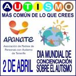 Mensaje para el dia del autismo desde el espacio