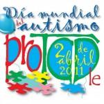 Tarjetas para concientizar sobre el Autismo el 2 de abril: Lazos solidarios por Autismo e imágenes para redes sociales
