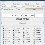 Aprende tu nombre en Morse!
