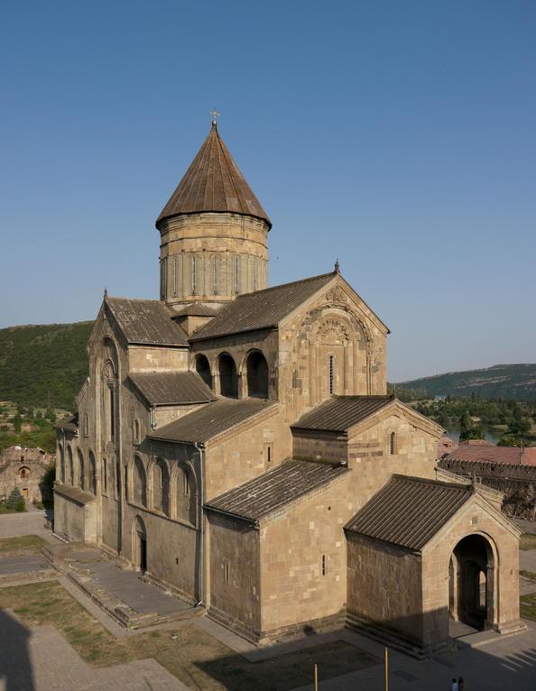 Monuments historiques de Mtskheta