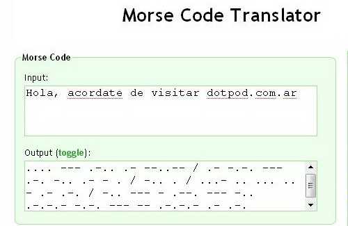 traductor-de-codigo-morse