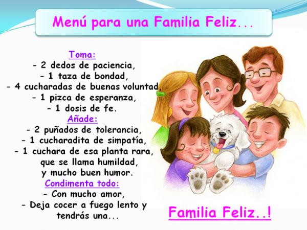Familia-Feliz