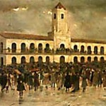 Conflictos entre Espana y Argentina