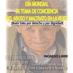 Objetivos y propositos del Día Mundial de Concienciación sobre el Abuso de Ancianos