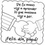 Tarjetas con amor para el Día del Padre: Descargar y publicar imágenes de Feliz día papá