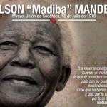 Actividades para promover el Dia de Nelson Mandela