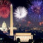 Fiesta patriotica de los Estados Unidos