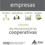Postales del Dia Mundial de las Cooperativas