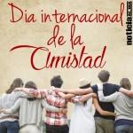 Imágenes del Día Internacional de la Amistad para compartir