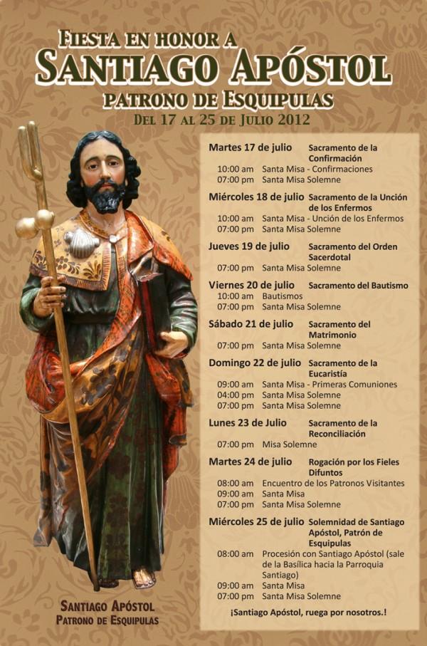 SANTIAGO-APOSTOL-Esquipulas-2012