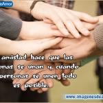 Imágenes con frases de amistad para compartir este Día del Amigo