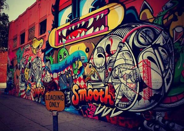 Graffitis todo im genes for Immagini graffiti hd