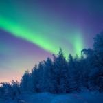 Imágenes de Auroras Boreales