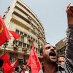 El gobierno despues del golpe en en Egipto