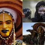 Imágenes de la tribu Wodaabe donde gobiernan las mujeres