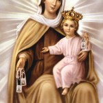 Mes de Julio, Virgen del Carmen