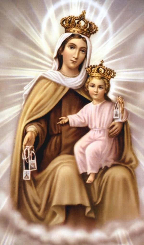 Mes De Julio Virgen Del Carmen Todo Imágenes