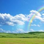 Las mejores postales del arcoiris